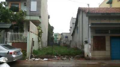 Bán đất 2 mặt tiền đô thị mới Phú Quới