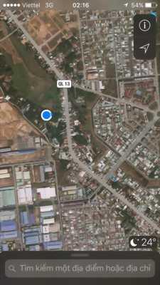 Bán gấp đất mỹ Phước 1 giá 1,3 tỷ
