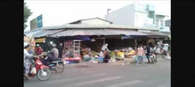 nhà MT đối diện chợ MP2 XC6