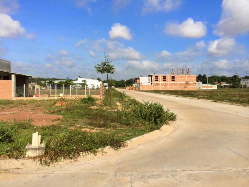 Bán đất đầu tư ở  Mỹ Phước 3 - Bình Dương mua nhà Sài Gòn