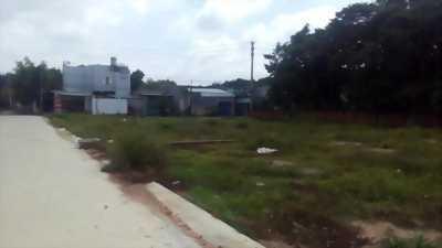 Cần bán gấp lô đất góc 2 mặt tiền đường bê tông 7m