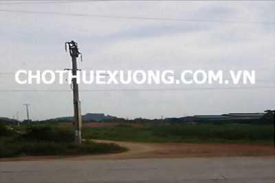 Chuyển nhượng đất công nghiệp tại Thanh Hóa, thị xã Bỉm Sơn DT 6950m2 giá tốt