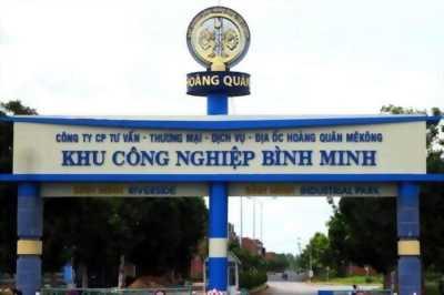 Đất nền vị trí đẹp gần trung tâm thương mại Binh Minh
