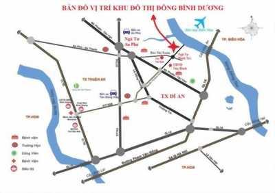 Bán đất gần đường Nguyễn Thị Minh Khai phường Tân Bình