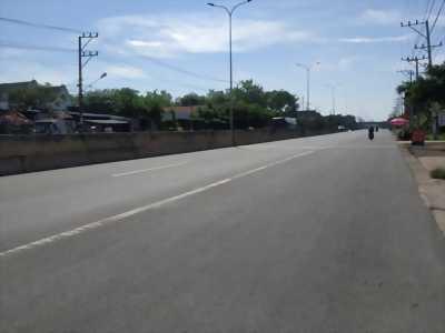 Bán đất ngay ngã tư Chơn Thành sát quốc lộ 13 giá cực sốc chỉ 480tr ,sổ hồng riêng