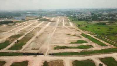 Đất nền dự án giá rẻ ở ngay trong khu vực Dĩ An
