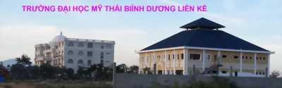 Bán lô gốc 2 mặt tiền gần Hồ sinh Thái và CĐ Đông Á, khu Làng Đại Học