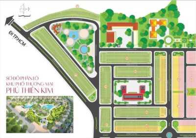 Nền đất giá tốt gần Công Viên Di Sản kiến trúc của Cát Tường Phú Hưng, 100m2, SHR, LH: 0914776328