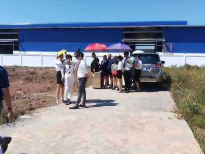 Bán đất trung tâm KCN bắc Đồng Phú, ngay Tp Đồng Xoài, đã có sổ riêng