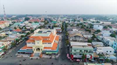 Bán đất nền gần chợ Kiến Tường tỉnh Long An
