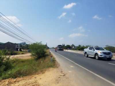 Bán đất gần KDL Dốc Lết thị xã Ninh Hòa Khánh Hòa mặt tiền đường QL 1A
