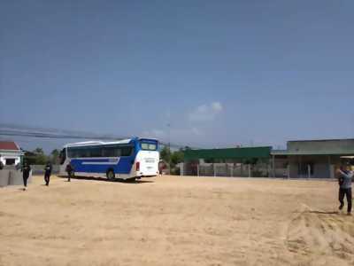 bán lô đất ngay MT quốc lộ 1A, giá  rẻ , nằm thị xã Ninh Hòa, SHR, Thổ cư 100%, LH: 0931 43 11 43