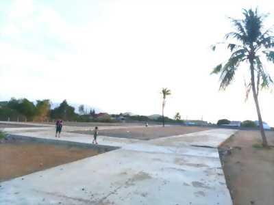 Đất gần biển Dốc Lết Nha Trang Khánh Hòa nằm ngay mặt tiền đường QL 1A