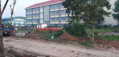 Đất Ngay Chợ Phú Chánh A , B Mặt Tiền Huỳnh Văn Lũy