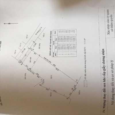 Bán đất đường 10 phường bình trưng tây, 252m2, 4.3 tỷ