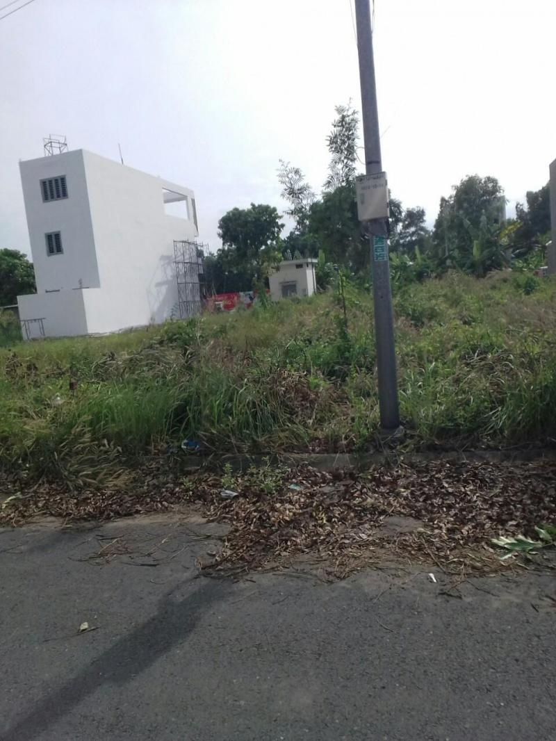 Đất mặt tiền dự án Eden Bình Tân Tân Tạo