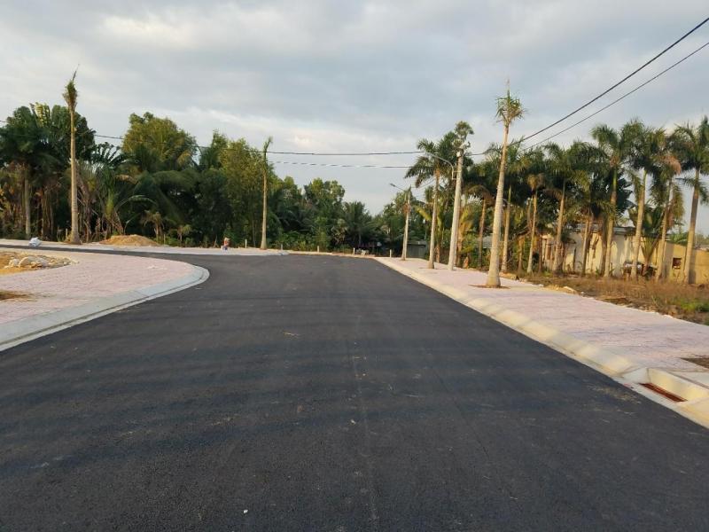 Đất Mặt tiền Đường Long Thuận Phường Long Phước Quận 9.