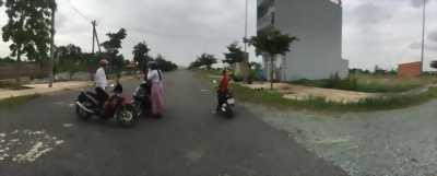 Bán Đất Mặt Tiền Ql50, Phong Phú , Bình Chánh