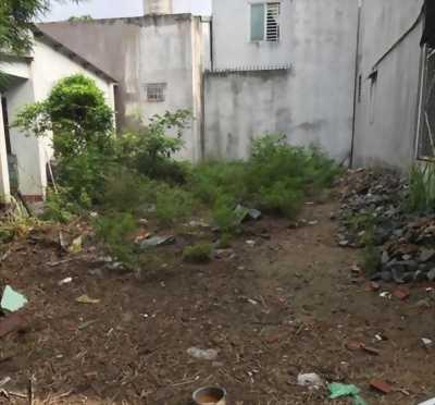 Tôi cần bán lô đất hẻm, đường Nguyễn Văn Đậu, Bình Thạnh