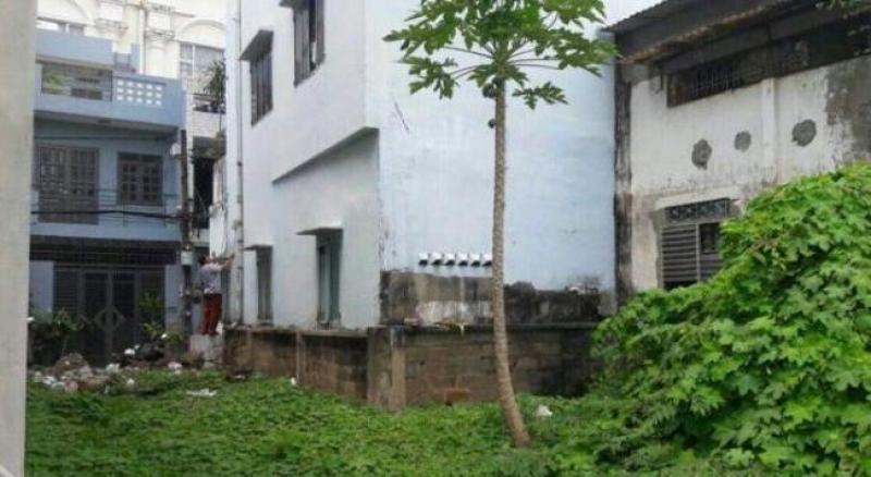 Sang gấp lô đất, đường Chu Văn An, quận Bình Thạnh