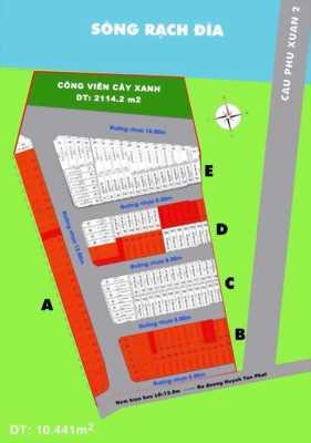 Đất nền Nhà Bè , 4x14m, xây dựng tự do, sổ hồng riêng , thanh toán nhiều đợt. LH 0933690170