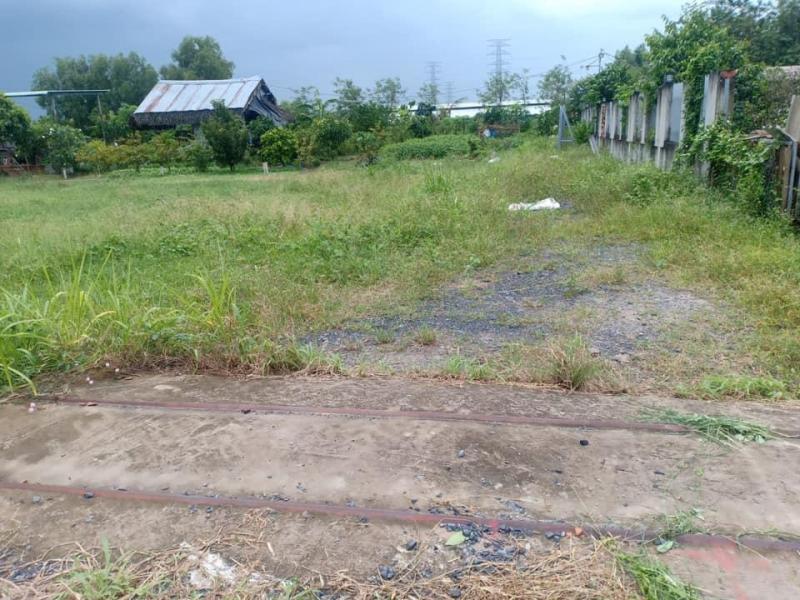 Cần bán đất thổ cư giá rẻ 300m2 ngay thị trấn Củ Chi .