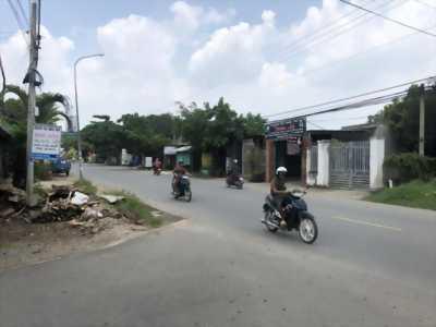 Đất nền thổ cư chợ Châu Pha Thị Xã Phú Mỹ, SHR