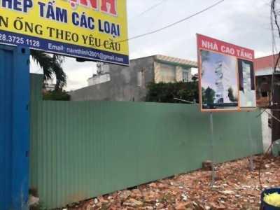 Bán đất xây khách sạn , phòng khám tại Bến Xe miền đông mới quận 9 , lh :0937975310