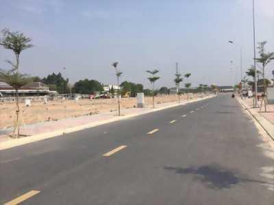 Chỉ 500 triệu sở hữu đất thành phố Thuận An, DT 60m2 đường trước nhà 12m, sổ hồng riêng