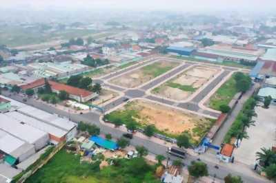 Đất nền duy nhất Thuận An Bình Dương đã có sổ đỏ