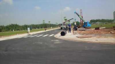 Đất ngay mặt tiền lg 120m,gần bệnh viện xuyên Á,KCN Tân Phú Trung,có SHR, 420tr/nền,công chứng sang tên ngay,chiết khấu 5%