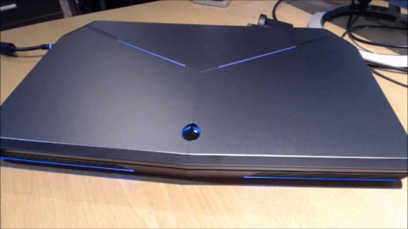 Dell Alienware 17R3 Core i7 16GB 256GB