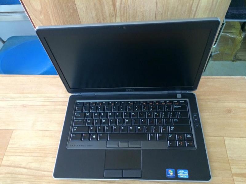 Bán laptop dell tại Nghệ An ,ram 4g,SSD 128