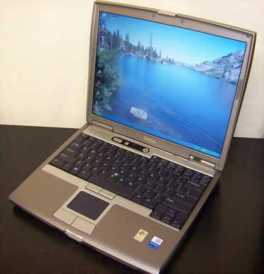 Laptop dell d610 chạy win7 mượt