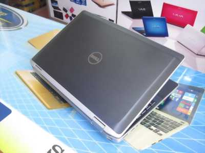 Dell Latitude Inte Core i5 hdd 250g pin 2h rất mới