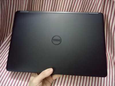 Dell Latitude E7250 - i7 5600U, 8G, 256GB SSD, 12.5inch, Webcam, đèn bàn phím