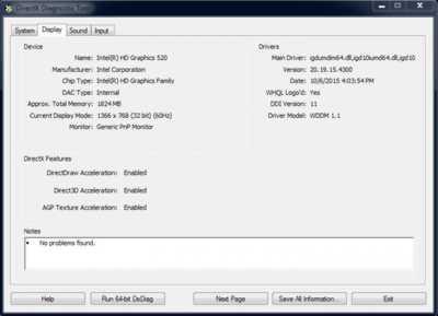 Dell Inspiron 3459 i5 12gb Ram SSD 250gb