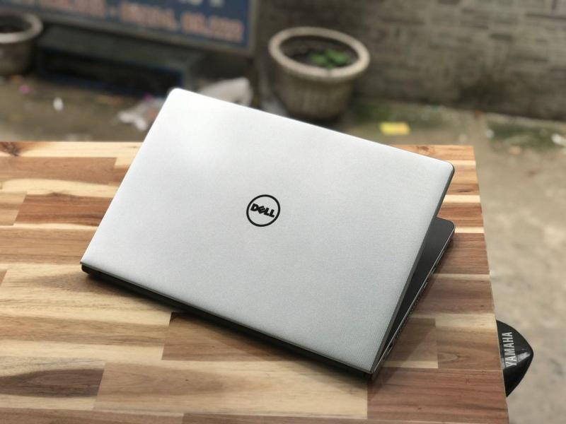 Laptop Dell Ultrabook 5559 , i5 6200U 8G 500G màu bạc đẹp zin 100% Giá rẻ