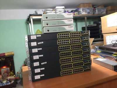 Thu mua thiết bị Cisco đã qua sử dụng + BH 12 Tháng + VAT.