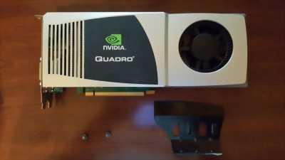 Bán Quadro FX4800 1,5gb ram - 384bit. 99% US