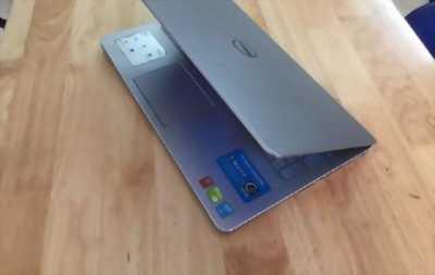 Laptop chính hãng Dell 7537 I5 6G 500G vỏ nhôm đẹp