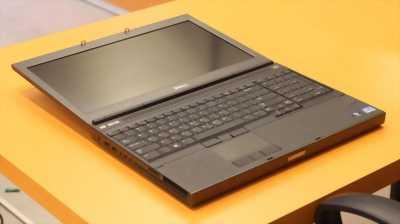 Dell Latitude Core i7 3720QM, 8GB, VGA 1G, 500 GB