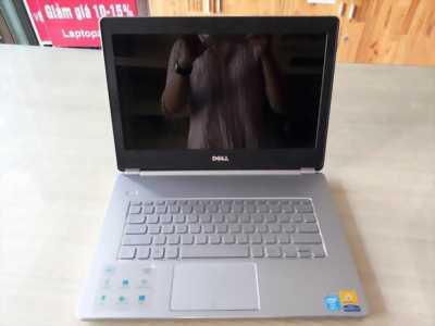 Dell 7437 I5 vỏ nhôm nguyên khối,máy như mới