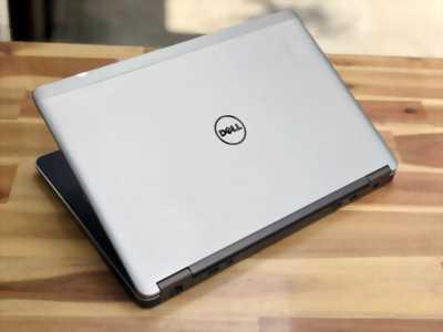 Laptop Dell Ultrabook E7440, i7 4600U 8G SSD128G, Tân Bình