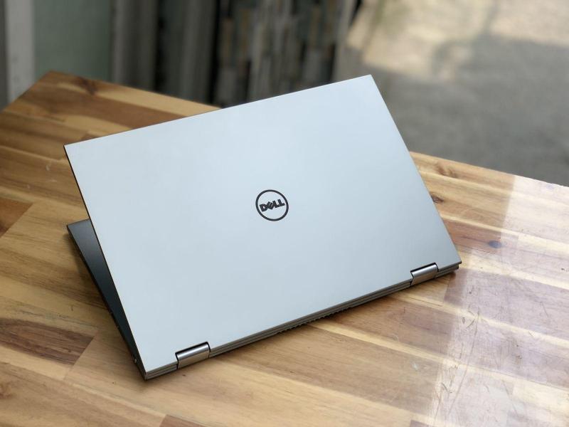 Laptop Dell Inspiron 7348, i5 5200U 8G SSD128 Đèn