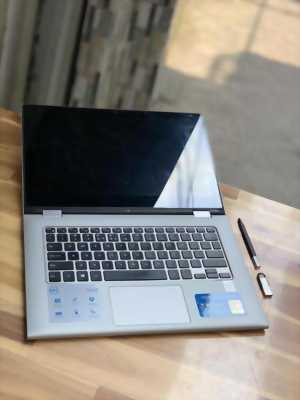 Laptop Dell Inspiron 7348, i5 5200U 8G SSD128 Touch Xoay 360 độ