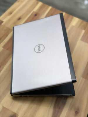 Laptop Dell Vostro V3300, i5 M480 4G 500G 13in vỏ nhôm đẹp zin 100% Giá rẻ