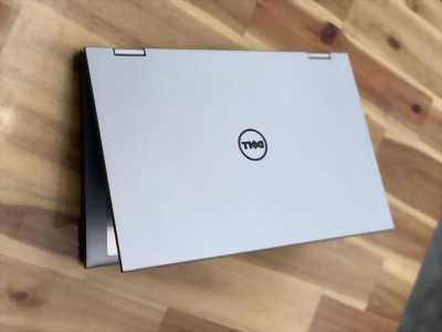 Laptop Dell Inspiron 11- 3158, i3 6200U 4G SSD180G Toud xoay 360 độ 11in đẹp zin 100% Giá rẻ