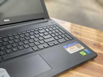 Laptop Dell Inspiron 3558, i5 5200U 4G 500G Vga GT920M 2G Đẹp zin 100% Giá rẻ