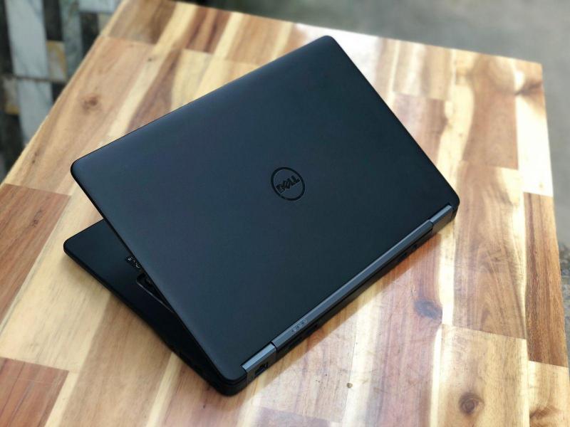 Laptop Dell Ultrabook E7250 12in, i5 5300U 8G SSD256 Đèn phím Pin khủng giá rẻ
